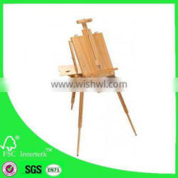 profession artist display wooden easel supplier