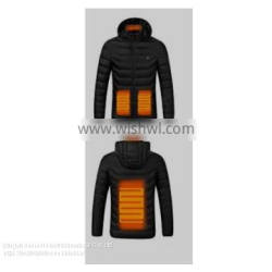 clothes Winter heated