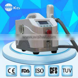 Med-800 Spot Size 2 - 8mm q switch nd yag laser remove color tattoo