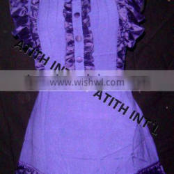 CUSTOMIZED POLYESTER DRESSES