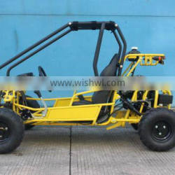 Cheap kids 110cc buggy two seat go kart for sale