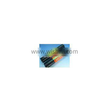 LDPE Garbage Bags on roll, Black or recycled