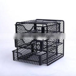 B82503S high quality new mesh office desk metal drawer boxes