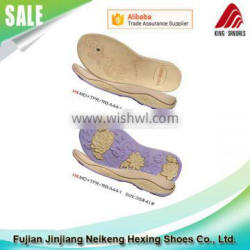 Colorful Soft Recycled Woman Sandals/Shoe Sole