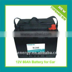 New Arrival 12V Rechargeable Battery for Car TB-1260F