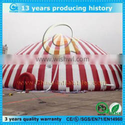 High quality inflatable bubble dome tent for sale