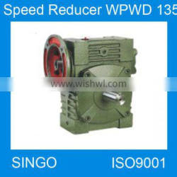 WPWD 135 worm reduction gearbox transmission gear box