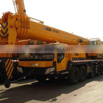 China 130t Truck crane in stock with excellent performance