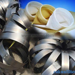 Snap bands for Filter Bags From Zukun Filtration