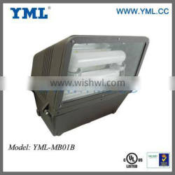 YML TUV CE UL cert Induction Outdoor 200W induction Wallpack