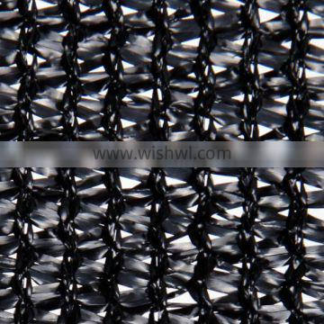 Taizhou factory agricultural black 90% shade rate plastic shade net