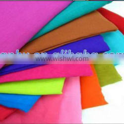 100% polyester fire proof fabric for taffeta