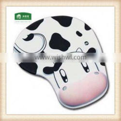breast gel wrist rest mouse pad
