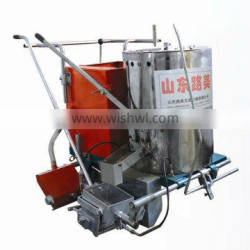 self-propelled thermoplastic road line marking machine