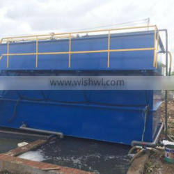 Residential domestic sewer waste water Treatment Plant