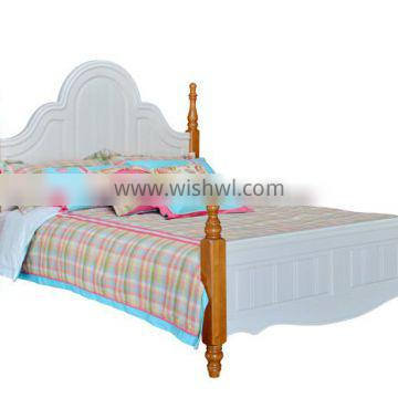 Cheap single Bed for sale cute wooden bedroom forniture for kids,funny sets ,SP-BC001XL