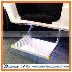CE Single Electric Folding Step for Vehicles and Motorhome with loading 200KG