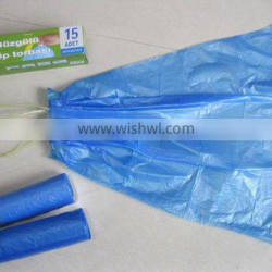 hdpe draw string bags on roll