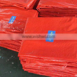 plastic laminate PP/PE tarpaulin sheet with all specification