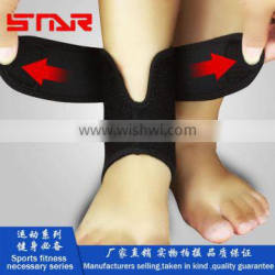 Professional Quality support ankle guard for sports ,support ankle brace