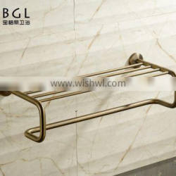 china manufactory new product antique bronze shipping from china zinc alloy bathroom towel rack