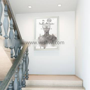 Tengfeng elevator advertising frame Apple board picture frame ultra thin advertising mirror frame picture frame plastic frame billboard