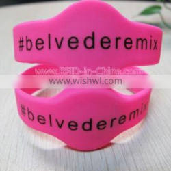 Water proof silicone 125khz rfid wristband