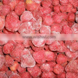 We are supply IQF frezon All Star Strawberry with good quality