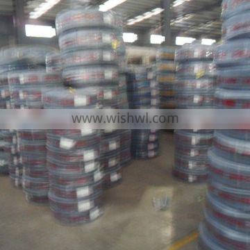 stainless steel pipe / pvc wire hose / steel wire hose