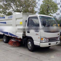 new product manufacturer road cleaning truck for sale