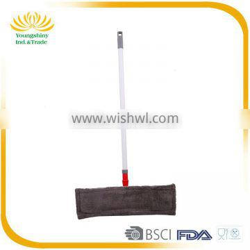 Customized mop microfiber, swift flat euro clean microfiber mop for household cleaning