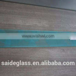 factory direct tempered glass with high tempreture printing