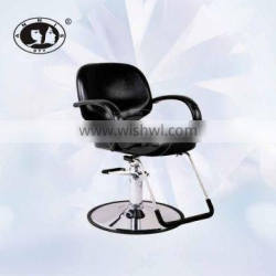 small styling chair with U shaped footrest DY-2218G2