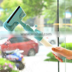 Window Cleaner with spray nozzle Car Brush Glass Cleaner