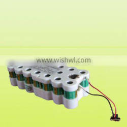 Rechargeable SC 24V NICD battery pack