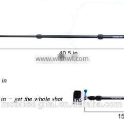for gopro accessories Smatree Handheld Professional Monopod for Gopro Hero 3+/ 3/2/1 Camera , length:1m weight:290g