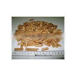 WOOD PELLETS WITH DIAMETER FROM 6MM TO 8MM