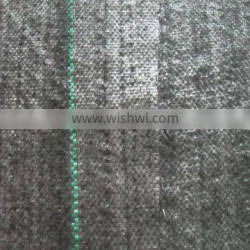Weed geotextile