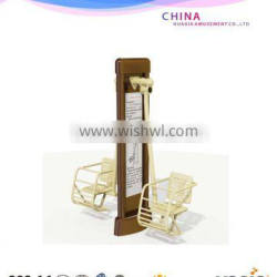 Used low price outdoor gym equipment and outdoor fitness equipments manufacturer in china