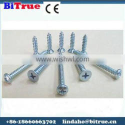 Factory in China first choice cheese head wood screws