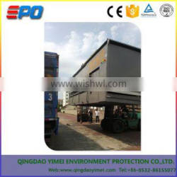 Container type sewage disposal equipment/Town sewage treatment equipment