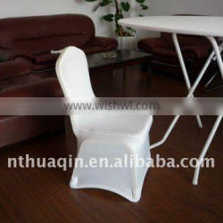 Fashion spandex chair cover lycra chair cover four way stretch spandex chair cover elastic chair cover