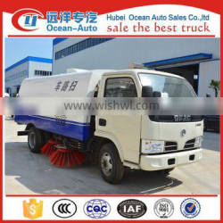 DFAC 4x2 new condition street sweeper truck/road sweeper truck for sale