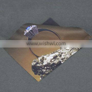 Wholesale jewelry cleaning cloth