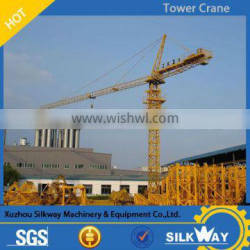 Chinabrand Zhengxing 8 ton tower crane TC5615 with cheapest price