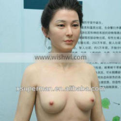 realistic naked statue