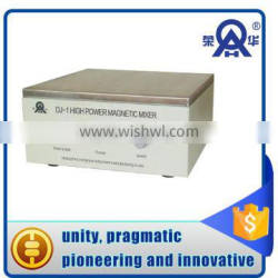 Laboratory or industrial digital high power magnetic mixing stirrer with high quality for cheap price