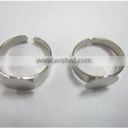 Fashionable Brass Material Base Ring For Wholesale cheap factory price