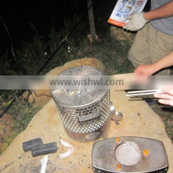 POP Multi function modern junket stove with generating electic power