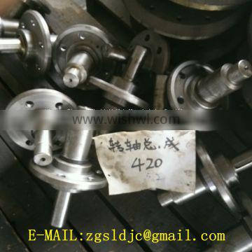 Customized Advanced Copper Pressure Die Casting Products Parts for Locomotive Components Train Parts